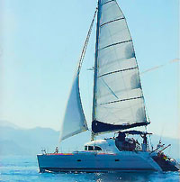 Puerto Vallarta 38' Sailing Catamaran