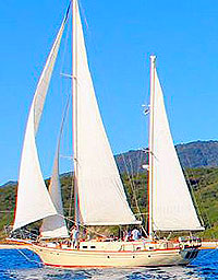 Sailboat Rental Puerto Vallarta