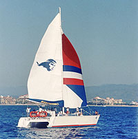 Puerto Vallarta Catamaran Sailing