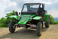 Green Zebra Dune Buggies Tour Puerto Vallarta