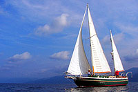 Gypsy Spirit Pacific Dreams Sailboat Puerto Vallarta