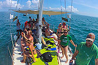 Private Sailboat Excursion Puerto Vallarta