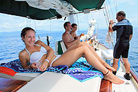 Private Sailboat Vallarta Excursions