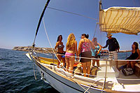 Sailboat Charter Private Excursions