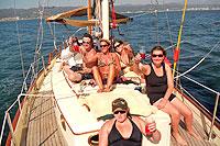 Sailing Puerto Vallarta