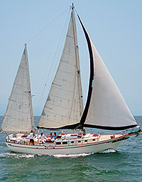 Puerto Vallarta Sailboat