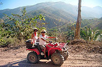 Xtreme ATV Tour in Puerto Vallarta Mexico