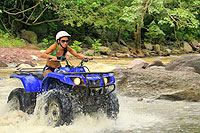 Unique ATV Tours, Puerto Vallarta