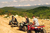 ATV over Mountain Passes, Puerto Vallarta