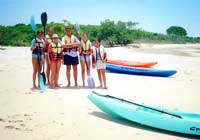 Sea Kayaking in Puerto Vallarta