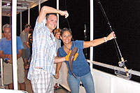 Night Fishing Puerto Vallarta