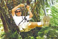 Puerto Vallarta Canopy tours Canopy River - YouTube