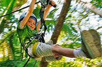 Puerto Vallarta Canopy Tour & El Eden Canopy Tour - Puerto Vallarta