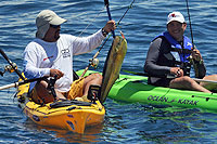 Kayak Fishing Tour in Puerto Vallarta