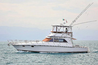 Trojan 46' Fishing Excursion -  Puerto Vallarta