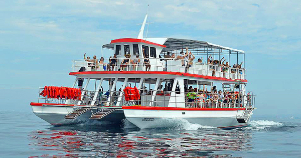 Private Booze Cruise In Puerto Vallarta Up To 185 People