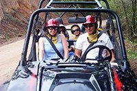 RZR Off Road Tour Puerto Vallarta