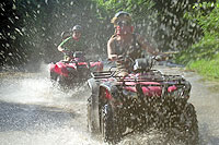Mountain ATV Tour in Puerto Vallarta
