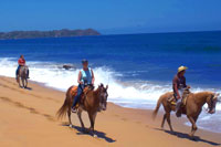 Sayulita Beach Horseback Ride