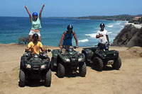 Puerto Vallarta ATV & Surfing Tour