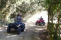 ATV & Surfing Tour, Puerto Vallarta Mexico