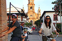 Bike Tour Puerto Vallarta