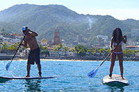 Puerto Vallarta SUP Lessons and Tour