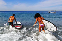 Stand Up Paddleboarding Puerto Vallarta