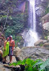 Yelapa Waterfall, Puerto Vallarta